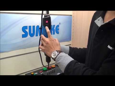 SUMAKE Counter Build-In Electric Screwdriver EA-BD 11-9 (Stop Time)