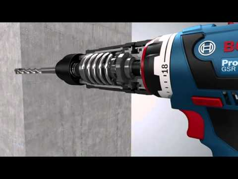 Акумулаторен ударен винтоверт BOSCH GSR 14.4 VE-EC #4uPNWKC5phI