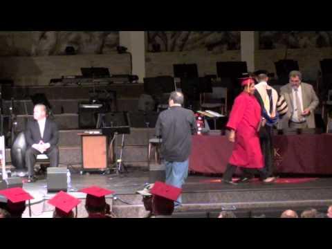 2013 Austin Campus Commencement Ceremony Part 2 of 3