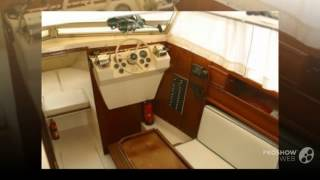 Bertram yacht 28 fbc power boat, flybridge yacht year - 1972