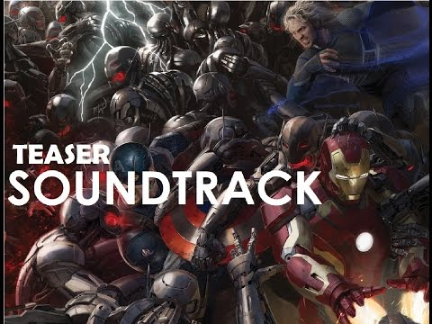 The Avengers : Age of Ultron Teaser soundtrack  SDCC