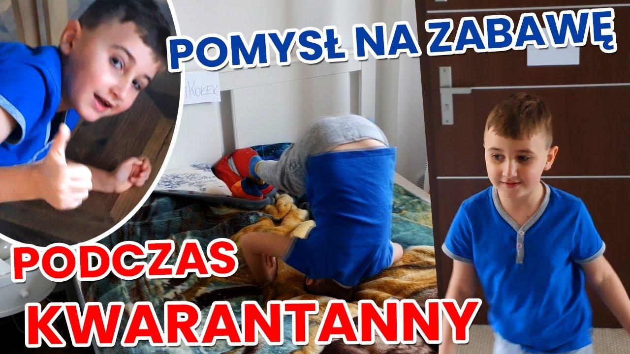 Pomysł #1 na zabawę z dziećmi podczas kwarantanny! (Koronawirus)