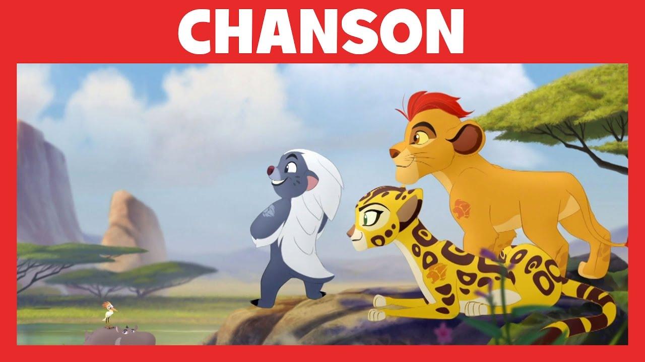 La Garde Du Roi Lion Chanson Voici La Garde Du Roi Lion