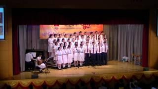 福建中學第六十屆畢業典禮文藝匯演——中六級表演