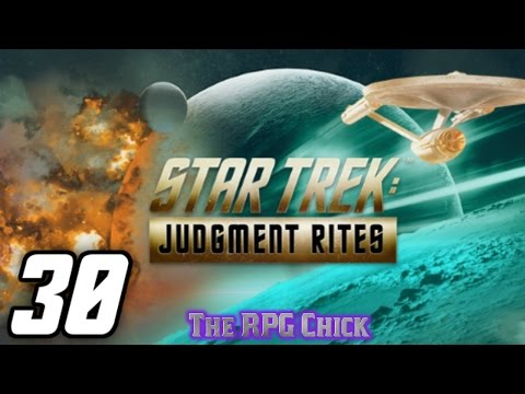 "Let's Play Star Trek: Judgment Rites (Blind), Part 30: Hydroponics Bay & ""Throne Room"""