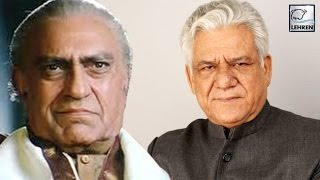 When Amrish Puri Was REPLACED By Om Puri