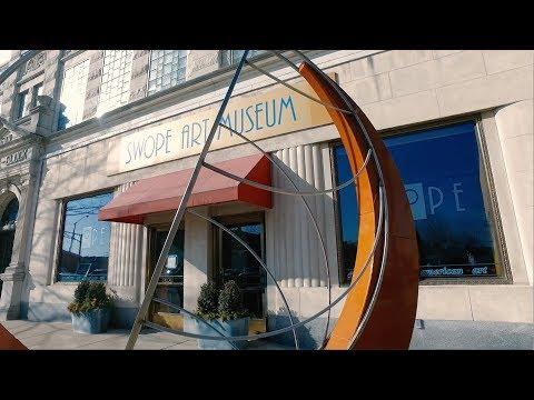 THE HAUTE | 003: SWOPE ART MUSEUM