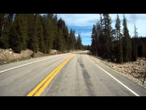 Drive the Mirror Lake Highway from Kamas, Utah to Mirror Lake