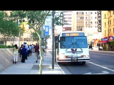 🚍/📹 THROWBACK!... Valley Metro (Phoenix, AZ): Bus Observations (August 2012)