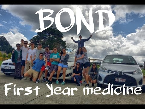 Bond First Year Medicine