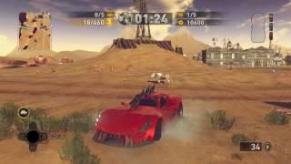Carmageddon: Max Damage PC Gameplay