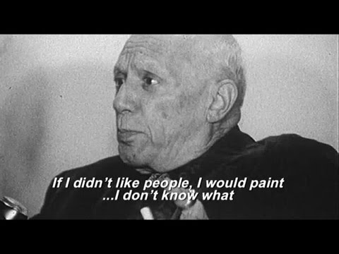 Picasso The Full Story 1of3 Magic