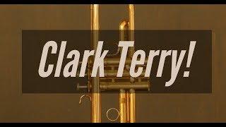Clark Terry and Louie Bellson:  Improv Workshop