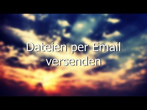 Bis Zu 2 GB Große Dateien Per Email Versenden