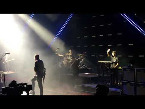 OneRepublic - Talk @ Mountain View. Aug 26, 2017