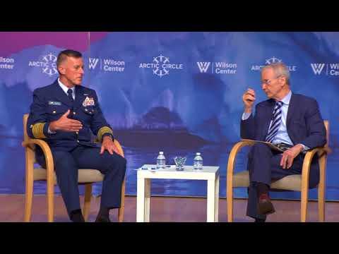 Arctic Circle Forum: Keynote Interview: Admiral Paul Zukunft, Commandant, United States Coast Guard