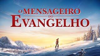 """Filme gospel 2019 """"O mensageiro do evangelho"""" Espalhar o evangelho é uma missão sagrada"""