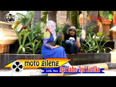 LAGU ACEH TERBARU 2017.MOTO GILENG.Apa lahu feat Ayu kartika full HD