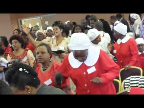 ISHE NDINZWE NOKUFARA - Methodist Church Zimbabwe Fellowship - UK
