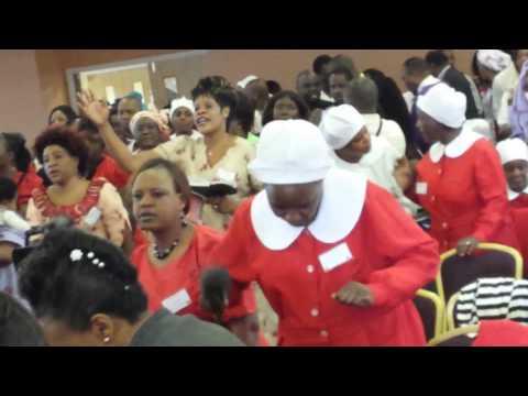 ISHE NDINZWE NOKUFARA - Methodist Church Zimbabwe Fellowship - UK