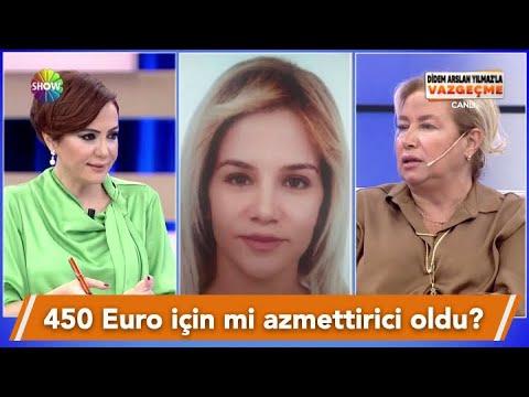 Melek'in eski sevgilisi 450 Euro için mi azmettirici oldu?