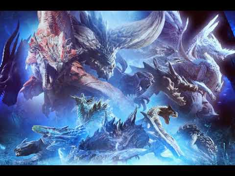 Mhw Iceborne Ost Land Of Guidance Large Monster Battle Theme