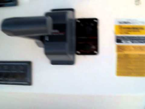 yamaha 704 remote control box operation manual
