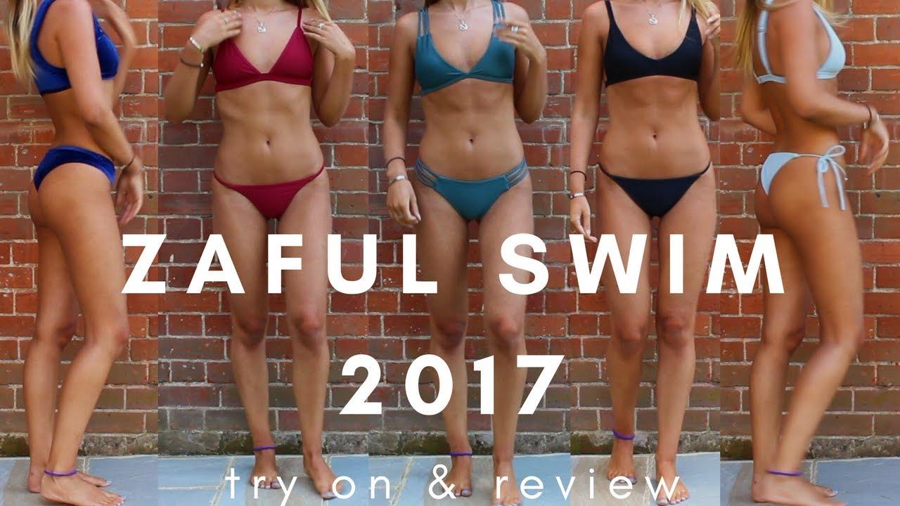 c02b98a668 Is Zaful A Scam Swimsuit Try On Haul And Honest Review Youtube