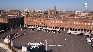 Video Week-end en Midi toulousain - Échappées belles download MP3, 3GP, MP4, WEBM, AVI, FLV November 2018