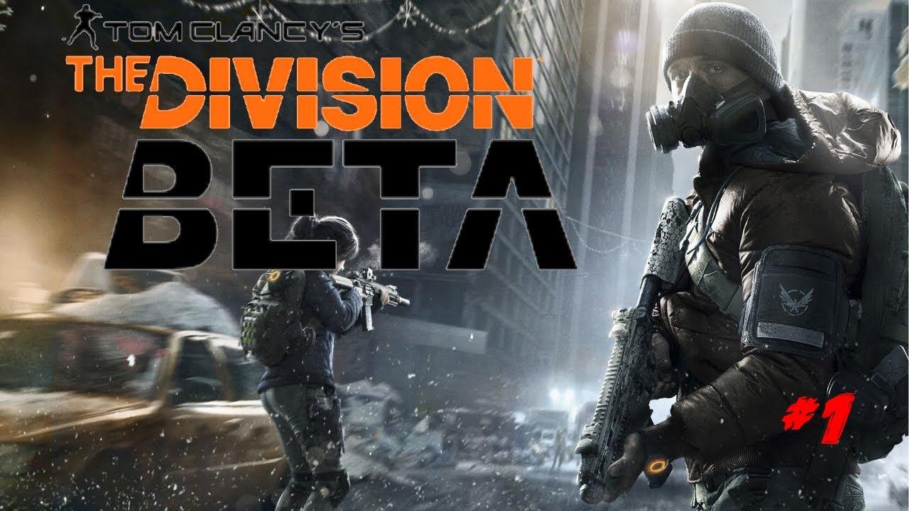 The Divison Beta