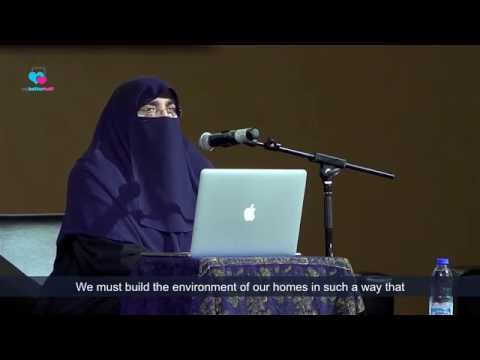 Parenting in Islam -  Dr. Farhat Hashmi | MBH Summit 2016