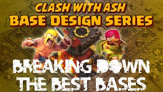 Clash Of Clans | TH10 Base Spotlight - Trophy Base and Anti 3 War Base