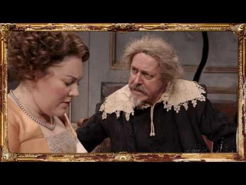 THE MISER at the Garrick Theatre | Starring Griff Rhys Jones & Lee Mack