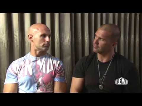 Bad Influence DVD Preview: Christopher Daniels & Kazarian Shoot on TNA, Claire Lynch Storyline