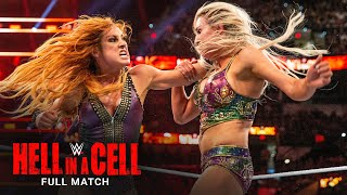 FULL MATCH - Charlotte Flair vs Becky Lynch - SmackDown Women's Title Match: WWE Hell in a Cell 2018