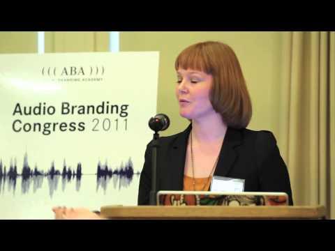 ABC2011 - Julie Winther: Free Associative Profiling on Sound Logos - an Exploratory Study