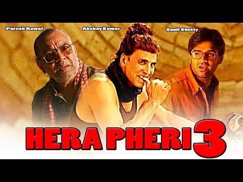 Hera Pheri 3 : Official Trailer | Akshay Kumar | Sunil Shetty | Paresh Rawal | John Abraham |