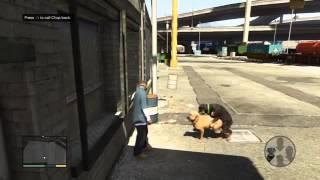 GTA 5 Dog Sex !!