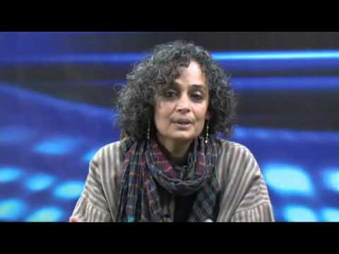 Arundhati Roy speaks about the rape culture in India