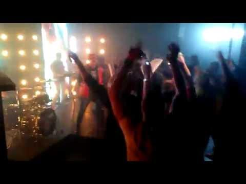 Бекстейдж съёмки клипа для группы