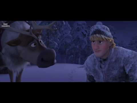 Frozen – Elsa,Anna Best Scenes – Let it go | Best Animated Movie Of All Time-Walt D  Baby kisd 2017