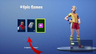 COMMENT AVOIR LE SKIN PRODIGE ET LE SAC À DOS CALCULETTE SUR FORTNITE BATTLE ROYALE !