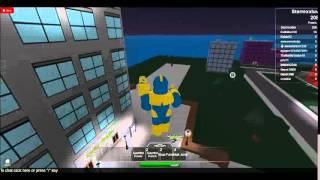 Classic Marvel Heroes Roblox