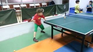 masa tenisi Erdem 7 yaş