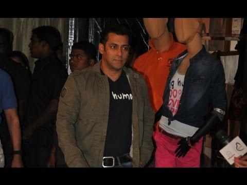 Salman Khan launches Being Human flagship store in Mumbai