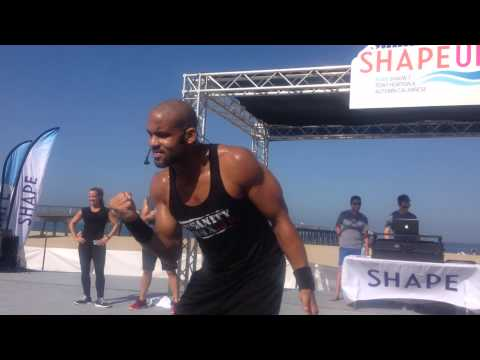Shaun T – Summer Shape Up – Post Workout Motivational Speech 6-20-15