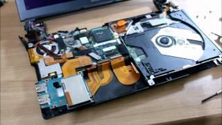 VAIO TZ HDD to SSD Austauasch