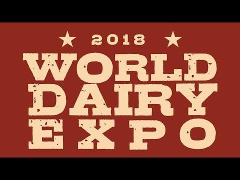 WORLD DAIRY EXPO LIVE STREAM THREE 10/2/2018