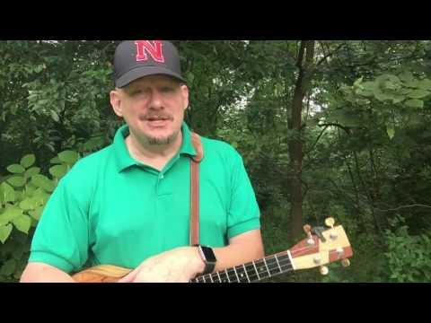 MUJ: The Rare Old Mountain Dew - Irish (ukulele tutorial)