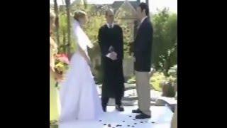 Свадьба не удалась. Прикол на свадьбе
